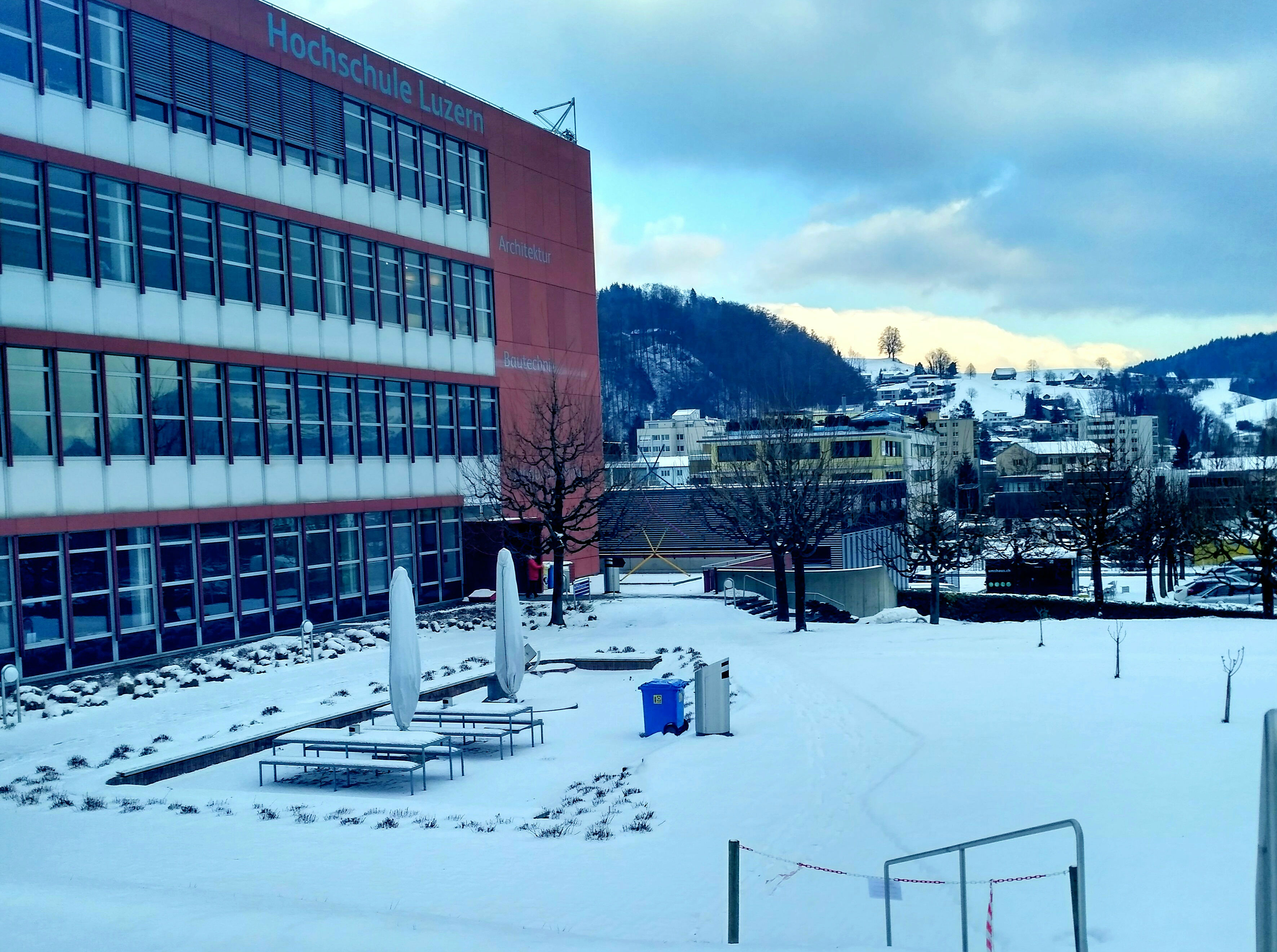 Exchange Diaries Lucerne University Of Applied Sciences And Arts Switzerland