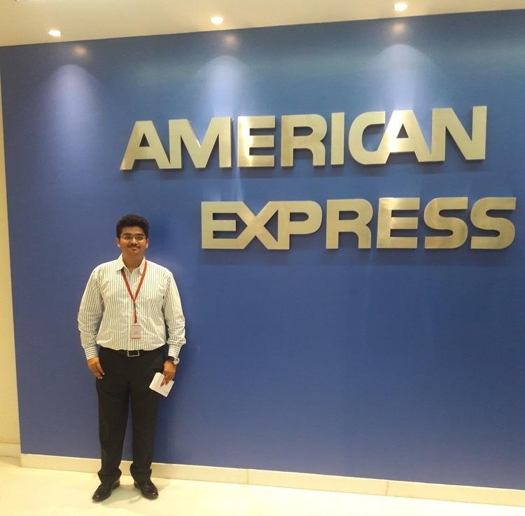 Summer Diaries: American Express