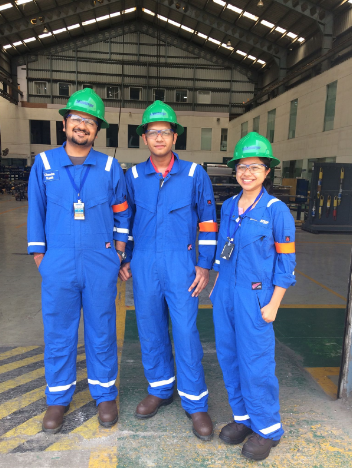 Summer Diaries: Schlumberger, Mumbai
